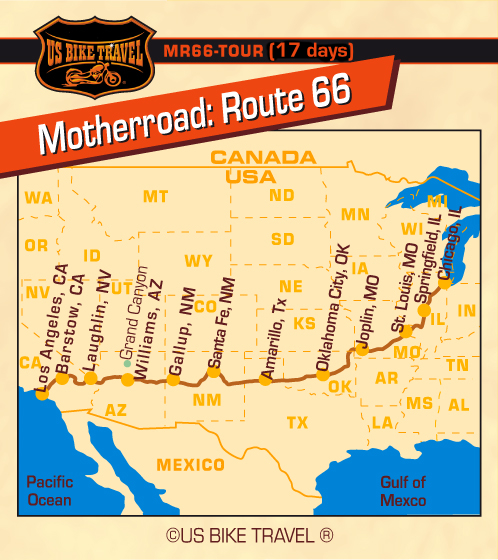 R66MR Tour Map Web